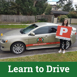 Learn to Drive Eastern Suburbs Melbourne