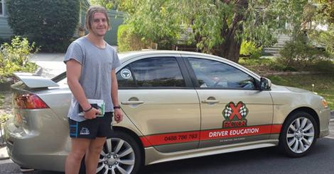 Melbourne driving school special - X Factor Driving School