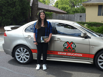 X Factor Driver Education Lilydale Victoria Driving School