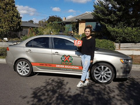 Mooroolbark Driving Lessons - X Factor Driving School