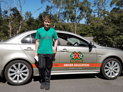 Driving lessons Ringwood - X Factor Driving School