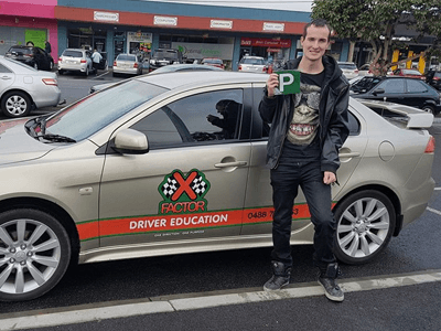 driving school Glen Waverley - X Factor