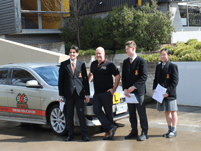 Driving school education program Melbourne