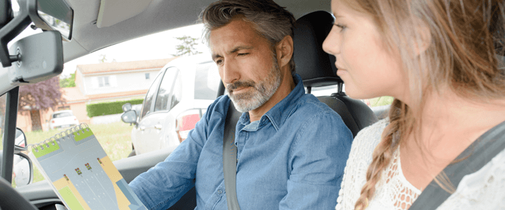 7 steps to choosing a suitable driving instructor